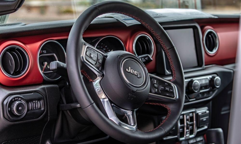 CJS Jeep Steering Knuckle Installation