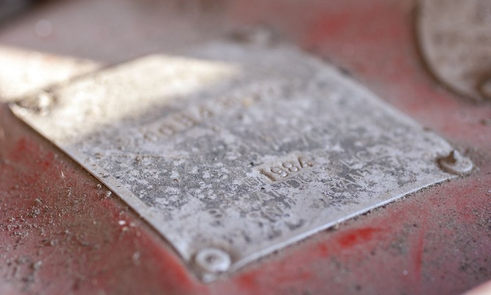 How To Clean and Restore the Data Plates on Your Willys Jeep