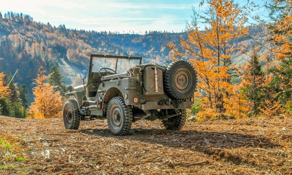 A History of the Willys Military Jeep