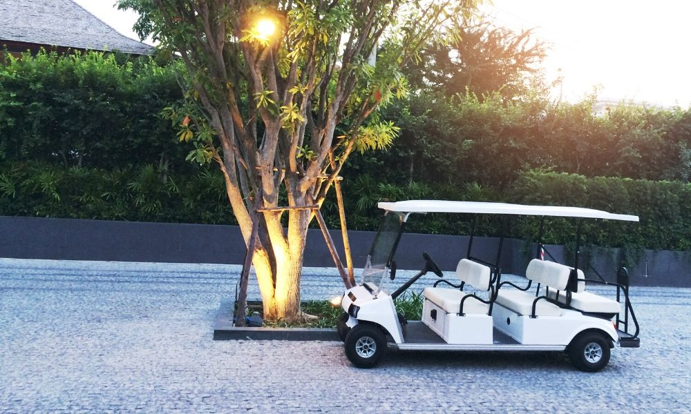 The Importance of Cleaning Your Golf Cart