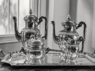 Top Reasons to Invest in Antique Silver