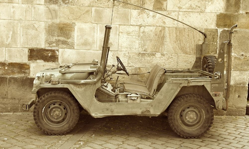 Interesting Facts You Didn't Know About the First Jeeps