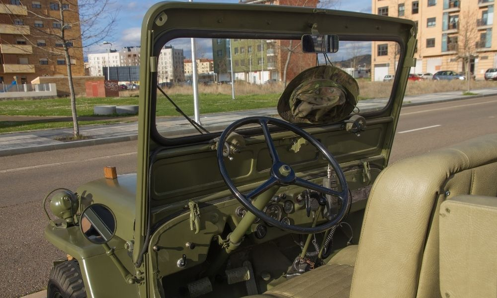 Willys MB or Ford GPW Jeep: How To Tell the Difference
