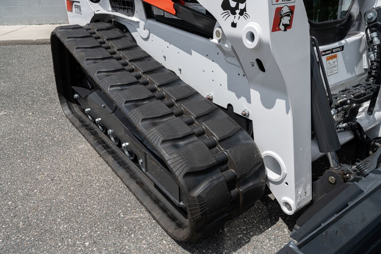 Understanding How Rubber Tracks Are Made