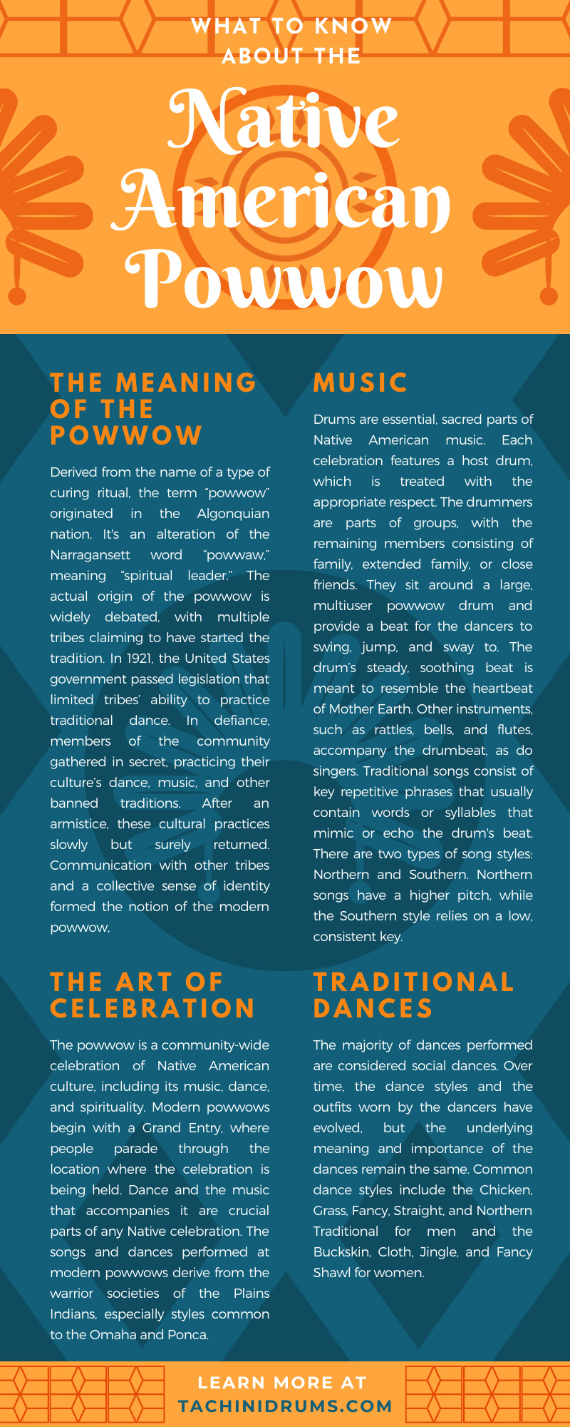 What To Know About the Native American Powwow