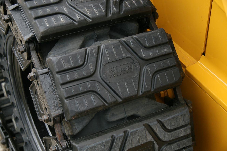 Rubber Skid Steer Over-the-Tire-Tracks: