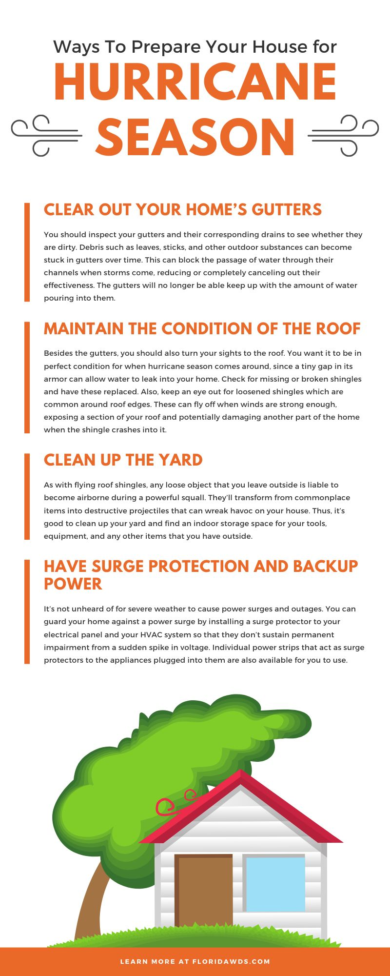 Ways To Prepare Your House for Hurricane Season
