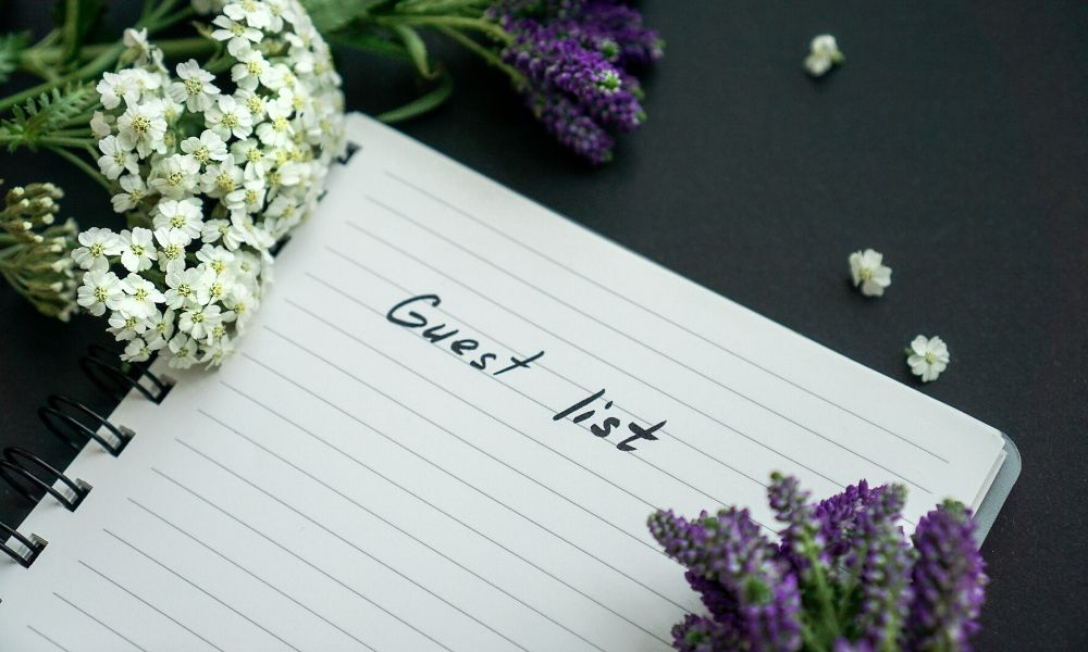 How to Cut Your Guest List for a Destination Wedding