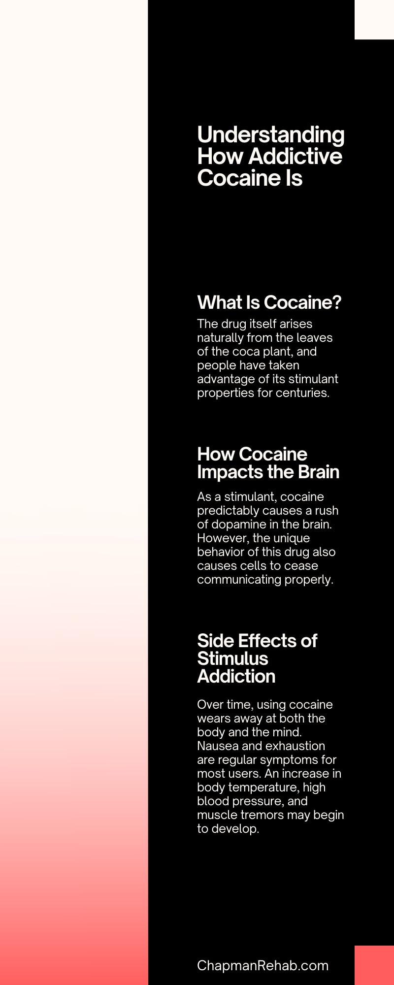Understanding How Addictive Cocaine Is