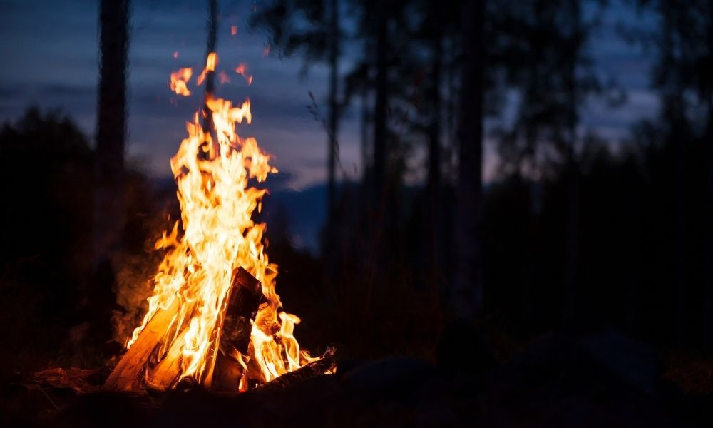What You Need for Summer Bonfires