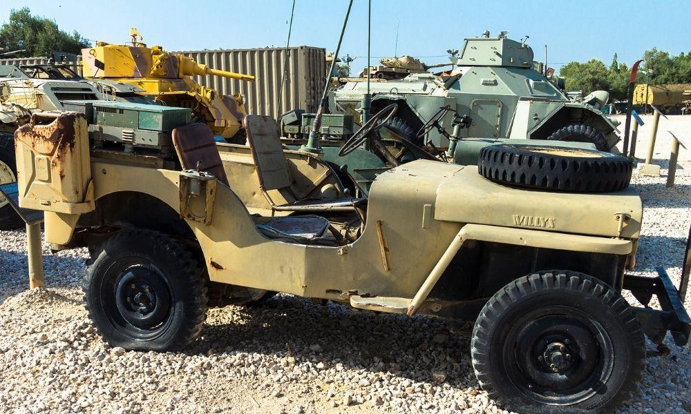 MB/GPW Jeep Rear Leaf Spring Installation
