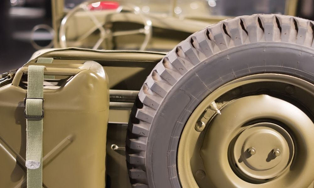 How To Prep Your Willys Jeep for Paint