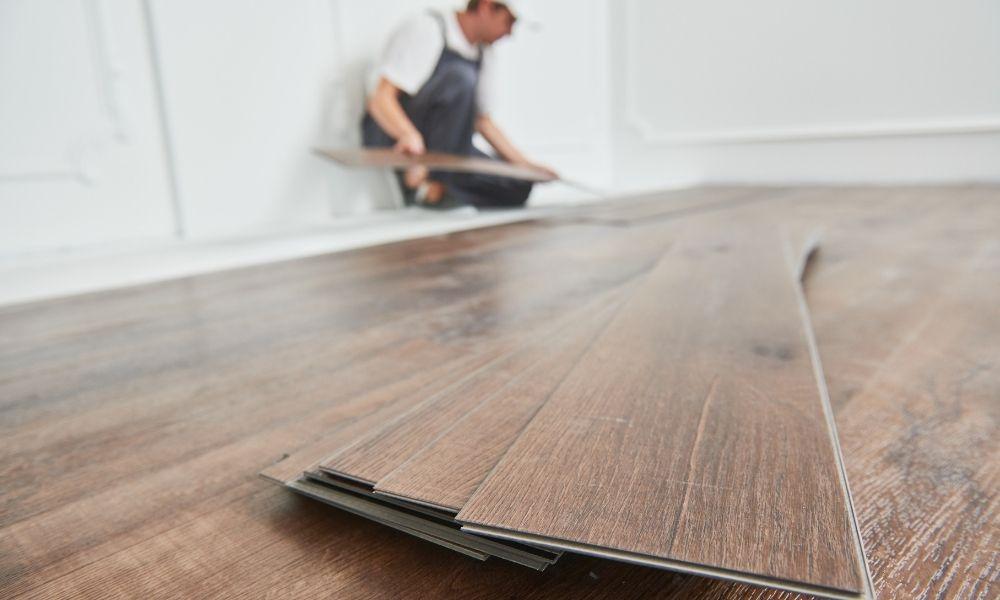 Vinyl Flooring vs. Luxury Vinyl Tile or Plank Flooring