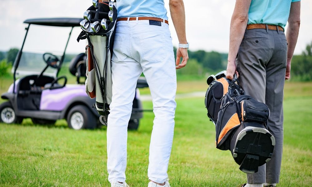 Tips for Making New Golf Friends