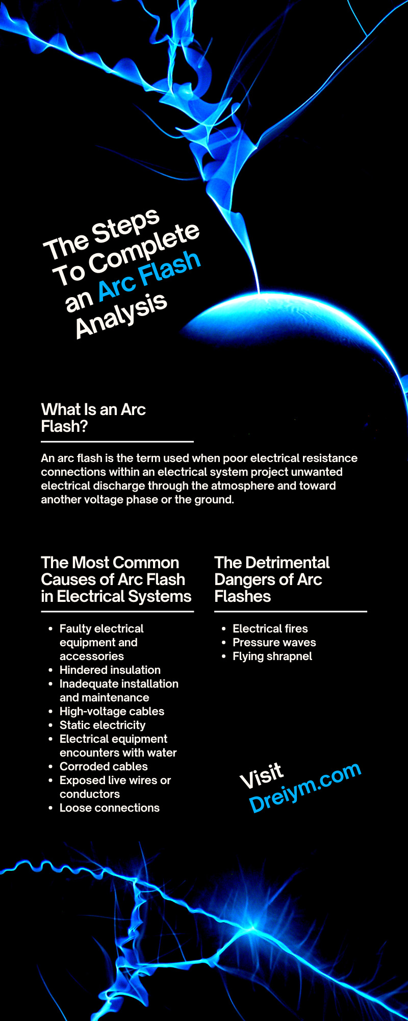 The Steps To Complete an Arc Flash Analysis