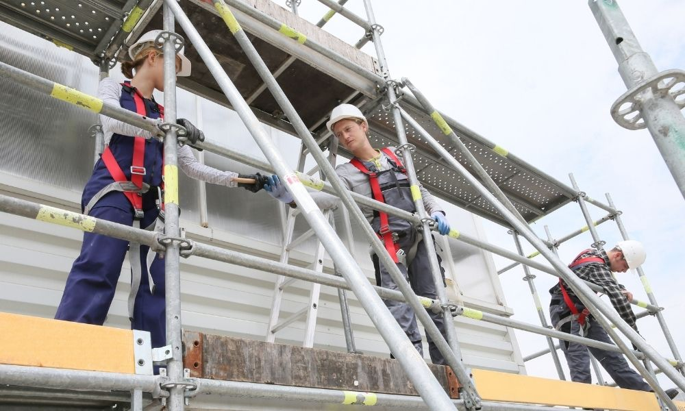 What To Know About Fall Protection and Scaffolding
