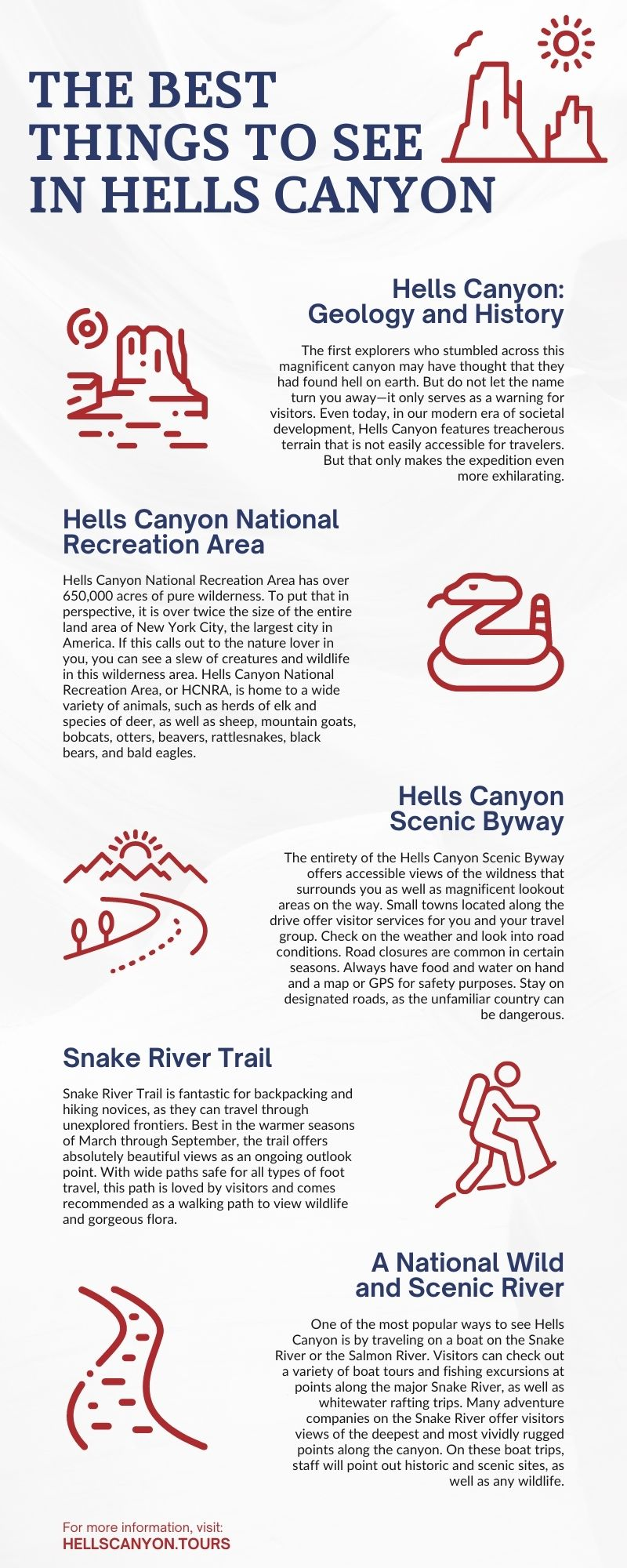 The Best Things To See in Hells Canyon