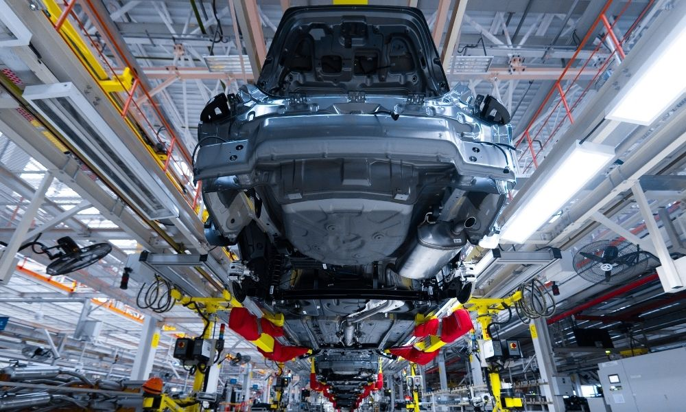How COVID-19 Affected the Automotive Industry