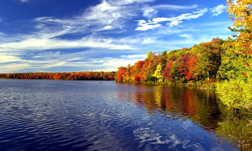 The Best Places in the Poconos To See Fall Foliage
