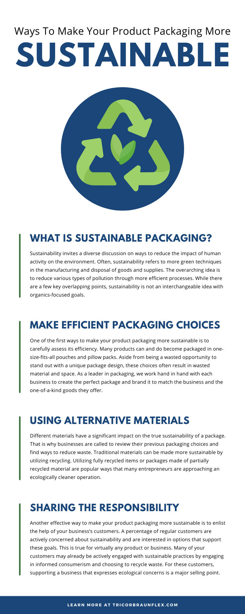 Ways To Make Your Product Packaging More Sustainable