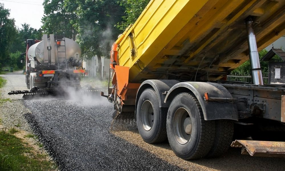 How To Prepare Your Truck for Hauling Asphalt