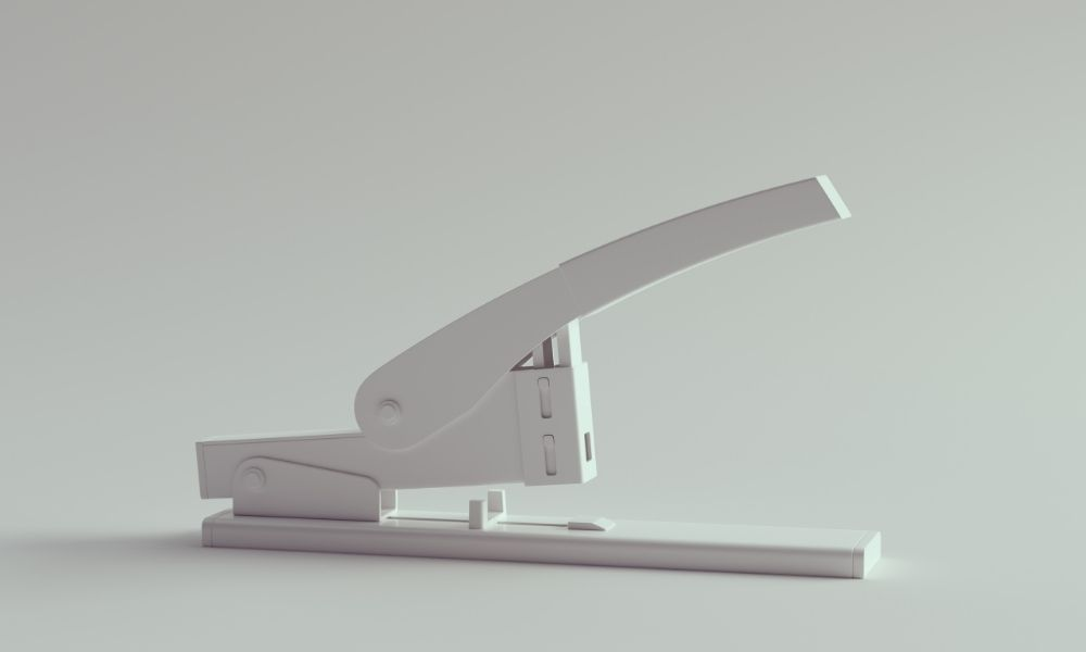 3 Simple Steps for Making a Booklet Using a Long-Reach Stapler