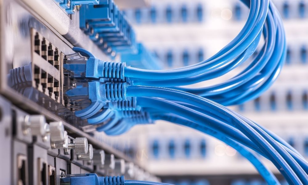 The Key Difference Between Flat & Round Ethernet Cables