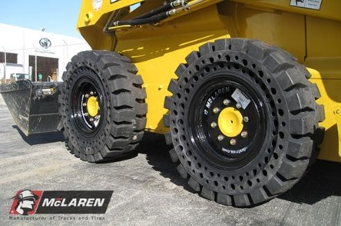 Different Types of Skid Steer Tires