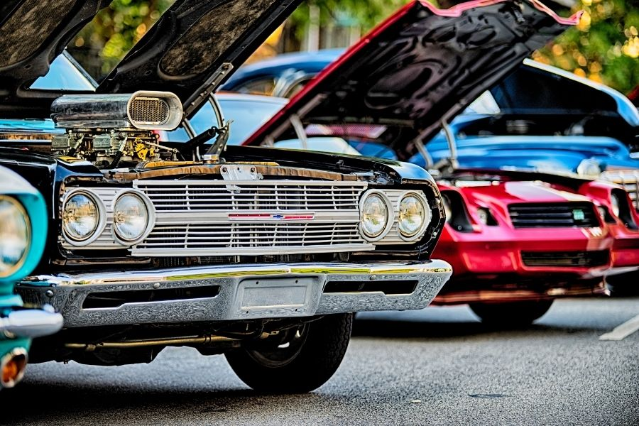 7 Things You Should Bring To a Car Show
