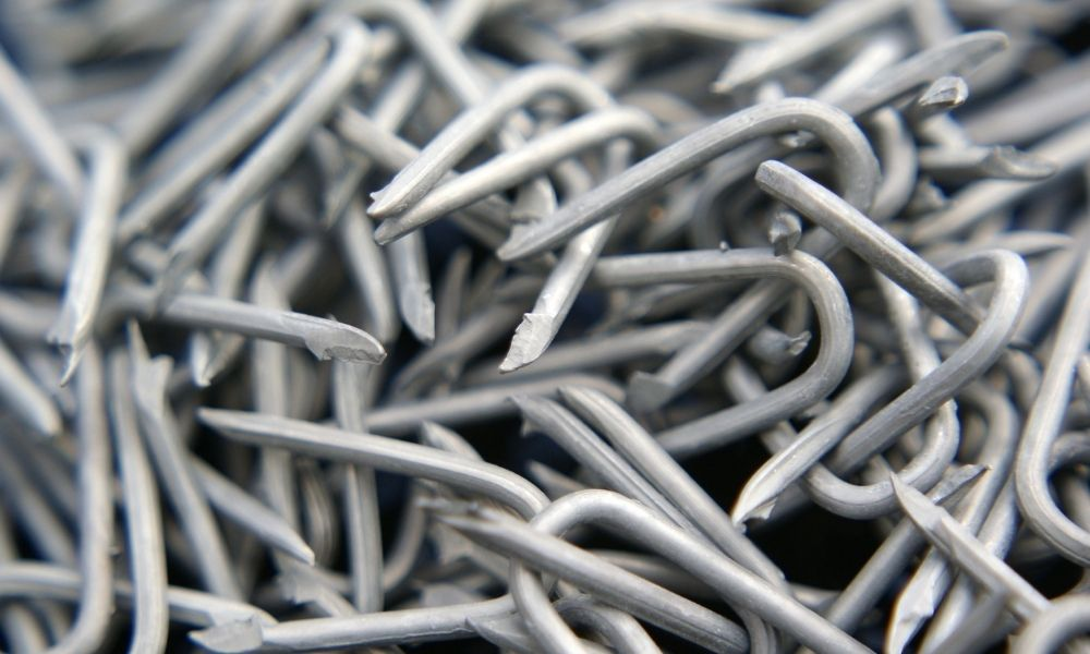 The Different Staple Wire Types