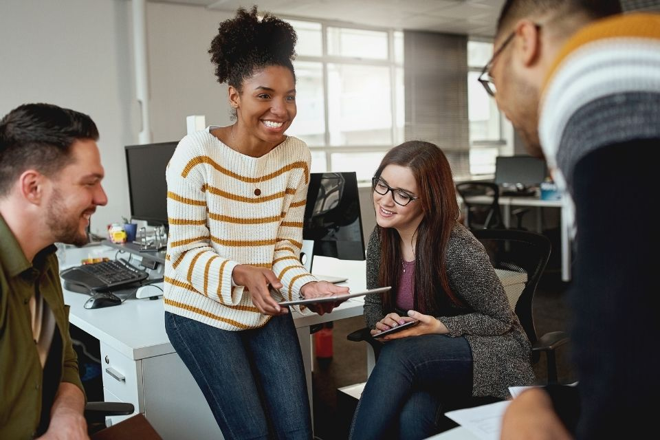 How To Keep Your Employees Happy in the Office