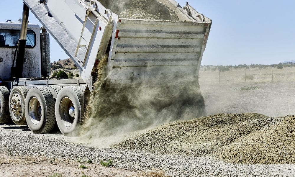 Dump Truck Capacity: How Much They Can Carry
