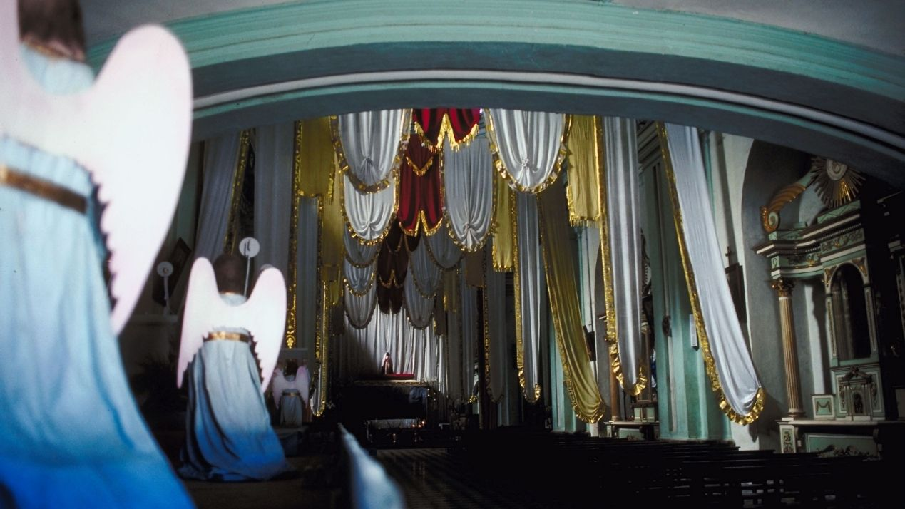 How Drapes Improve Your Church Altar